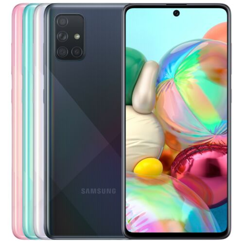 "Samsung Galaxy A71 SM-A715F/DS 128GB 8GB RAM (FACTORY UNLOCKED) 6.7"" 64MP <br/> ✤ in Stock ✤ Ship Worldwide ✤ USA Seller ✤ Top Rated"
