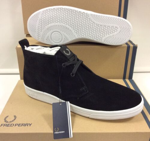 Fred Perry Chukka Suede Men's Sneakers Trainers Shoes UK 7 / EU 41