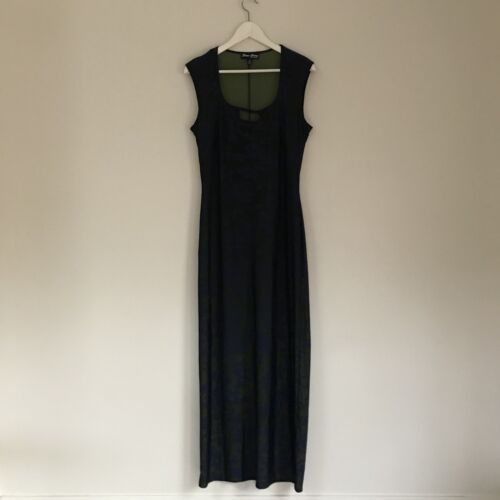 BISOU BISOU By Michele Bohbot Womens Dress, Size 14, Made in New Zealand