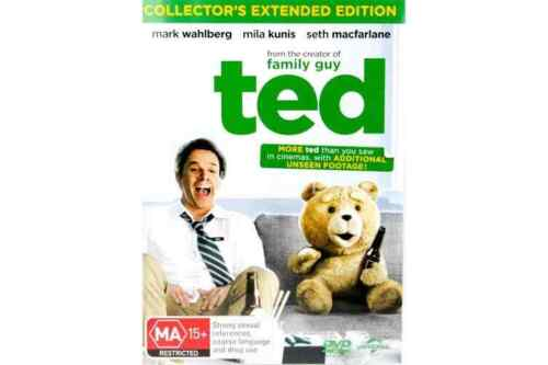 TED (DVD, 2012) LIKE NEW IN EXCELLENT CONDITION