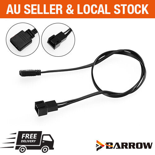 5V 3Pin Motherboard RGB Synchronization Cable for Barrow LRC 2.0 Aurora Lighting