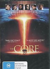 The Core DVD New/Sealed Region 4