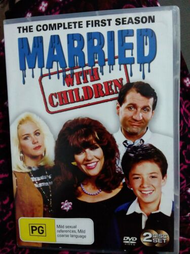 Married With Children :Season 1,PG,Ed oNeill,Katey Sagal,Christina Appegate,Good