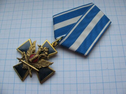 ORDER Cross for distinguished Federal service of execution of punishments PrisonMedals & Ribbons - 36069