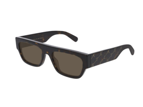 Stella McCartney Occhiali da Sole SC0210S  002 Havana marrone