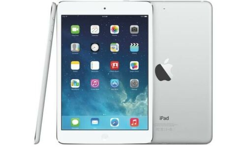 Apple iPad mini 1st Gen. 32GB, Wi-Fi, 7.9in - White & Silver (charger included)