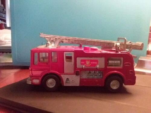 Voiture de pompiers Dinky Toys Merryweather Marquis Fire Tender 285