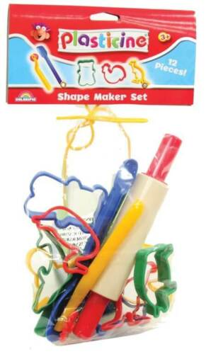 NEW Plasticine Cutters - Super Maker Set from Mr Toys