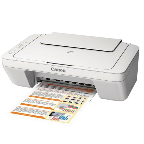 Canon Pixma MG2560 All-in-One Inkjet Printer Multifunction Print Scan Copy
