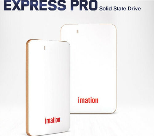 IMATION SSD Express Pro 480GB, portable, USB 3.1, 400MB/s Read, 350MB/s Write