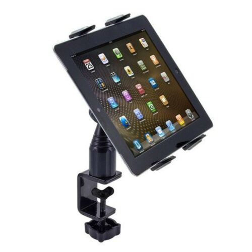 "Arkon Heavy Duty Clamp 4"" Mount - To Suit Any 7"" - 12"" Tablet PC - Black"