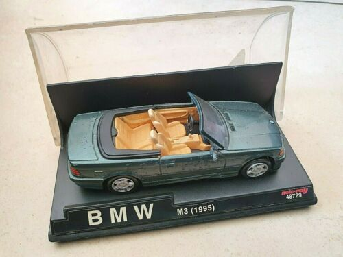 Voiture jouet toy NEW RAY BMW M3 1995 N°48729 car / China - played - New