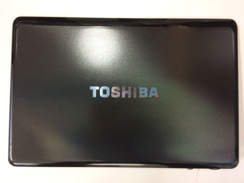 Genuine Toshiba Laptop LCD Cover Black Satellite A660 A665 Part K000103290