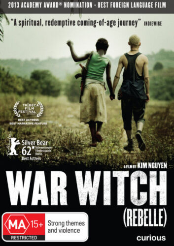 War Witch - DVD (NEW & SEALED)