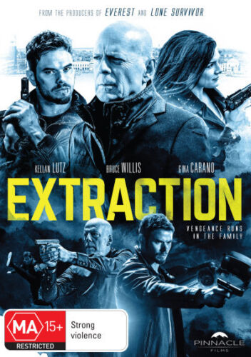 Extraction - DVD (NEW & SEALED)