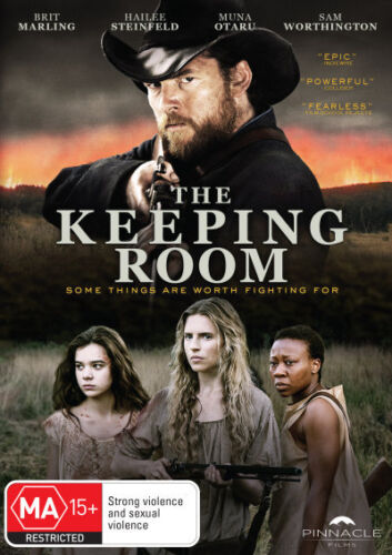The Keeping Room - DVD (NEW & SEALED)