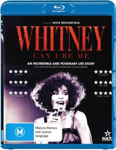 Whitney: Can I Be Me  - BLR (NEW & SEALED)