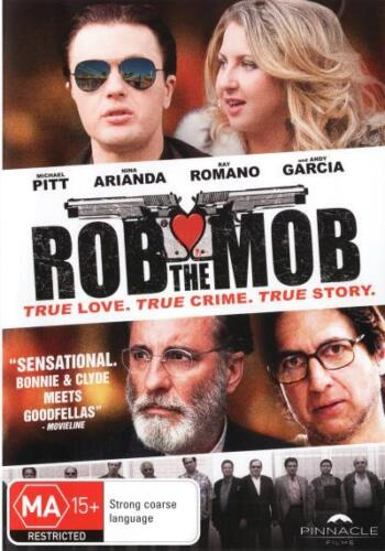 Rob the Mob - DVD (NEW & SEALED)