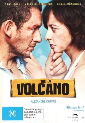 The Volcano - DVD (NEW & SEALED)