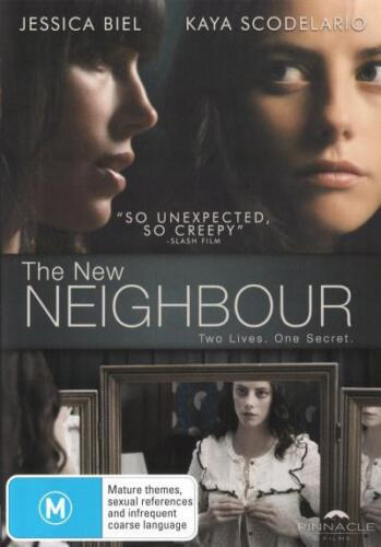 The New Neighbour - DVD (NEW & SEALED)