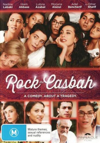 Rock the Casbah - DVD (NEW & SEALED)