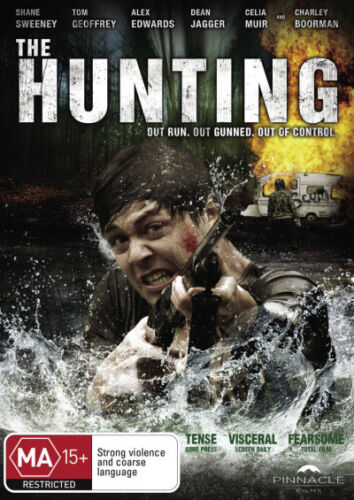 The Hunting - DVD (NEW & SEALED)