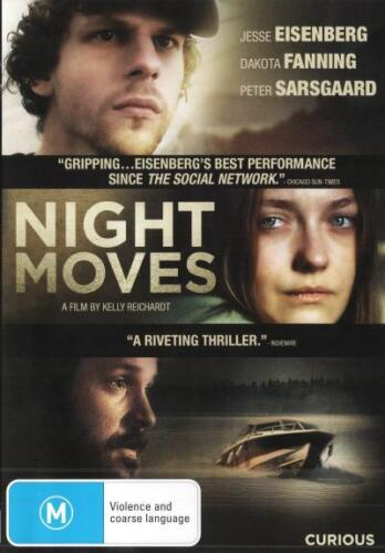 Night Moves - DVD (NEW & SEALED)