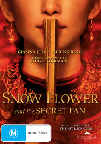 Snow Flower and the Secret Fan - DVD (NEW & SEALED)