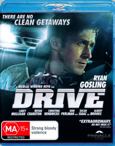 Drive - BLR (NEW & SEALED)