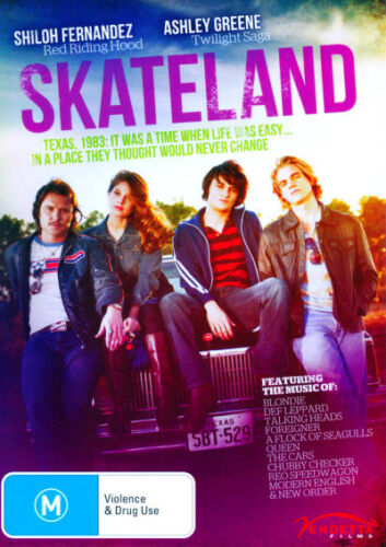 Skateland - DVD (NEW & SEALED)