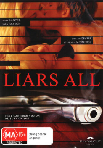 Liars All - DVD (NEW & SEALED)
