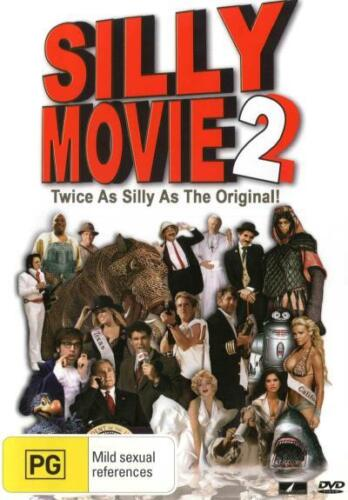 Silly Movie 2 - DVD (NEW & SEALED)