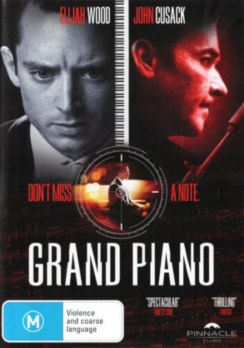 Grand Piano - DVD (NEW & SEALED)