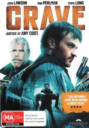 Crave - DVD (NEW & SEALED)