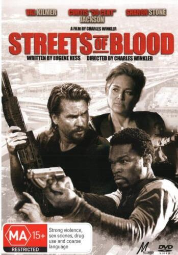 Streets of Blood - DVD (NEW & SEALED)