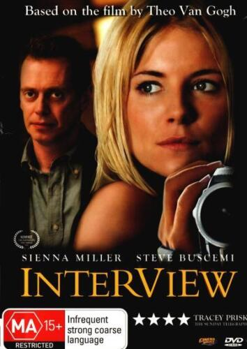 Interview - DVD (NEW & SEALED)