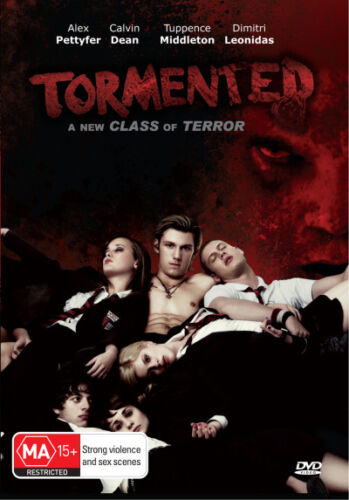 Tormented - DVD (NEW & SEALED)
