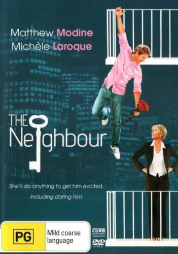 The Neighbour (2007) - DVD (NEW & SEALED)