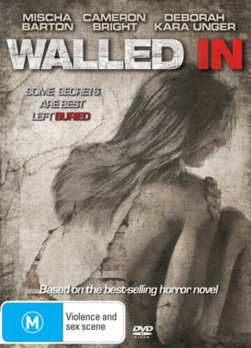 Walled In - DVD (NEW & SEALED)