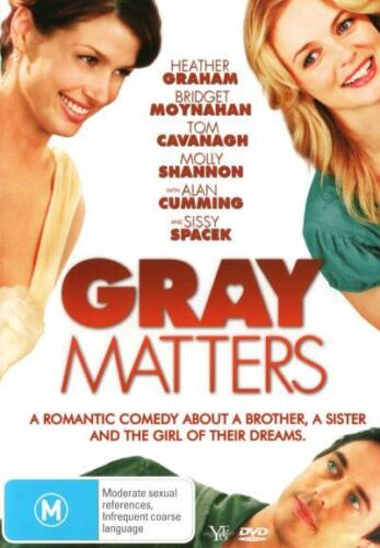 Gray Matters - DVD (NEW & SEALED)