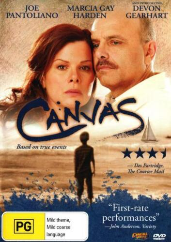 Canvas - DVD (NEW & SEALED)