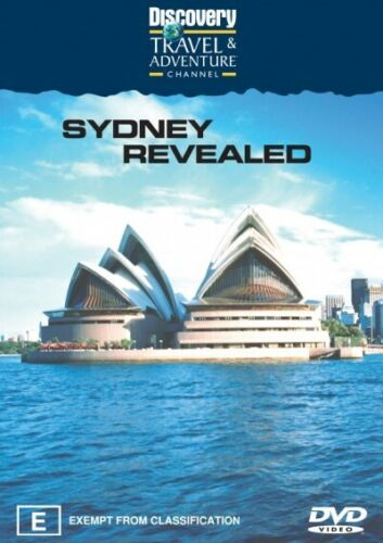 Sydney Revealed (Discovery Travel & Adventure Channel) - DVD (NEW & SEALED)