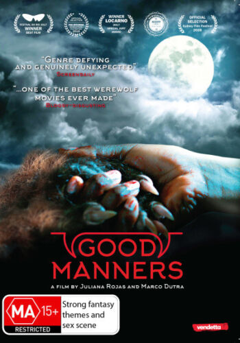 Good Manners - DVD (NEW & SEALED)
