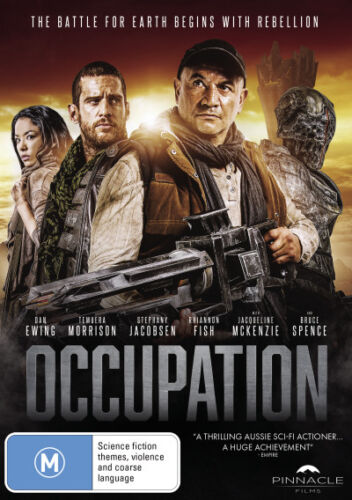 Occupation (2018) - DVD (NEW & SEALED)