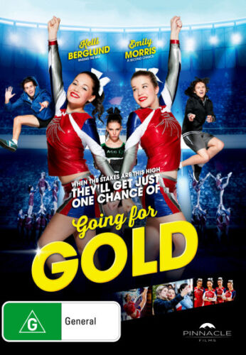 Going for Gold - DVD (NEW & SEALED)