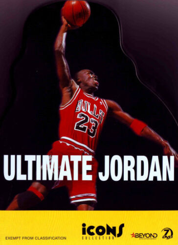 Ultimate Jordan (Icons Collection) - DVD (NEW & SEALED)