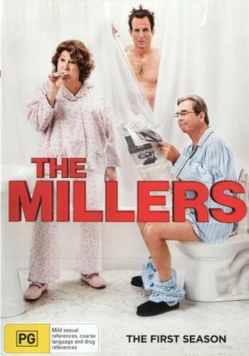 The Millers: Season 1 - DVD (NEW & SEALED)