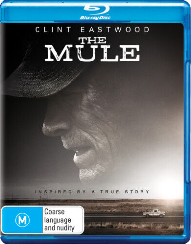 The Mule (2018) - BLR (NEW & SEALED)