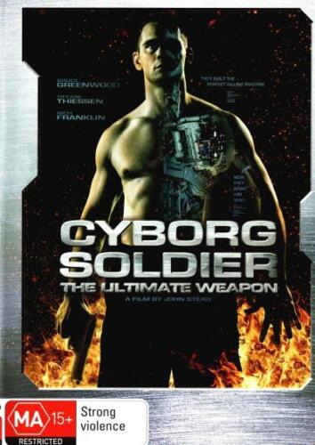 Cyborg Soldier: The Ultimate Weapon - DVD (NEW & SEALED)