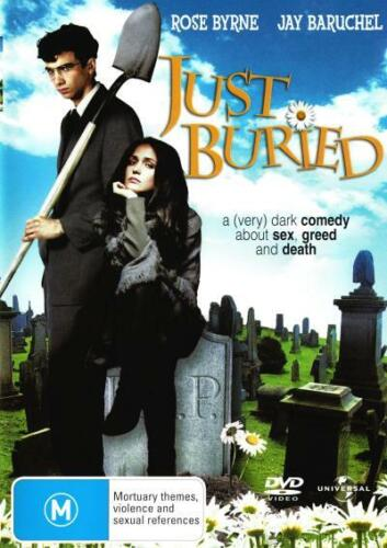 Just Buried - DVD (NEW & SEALED)